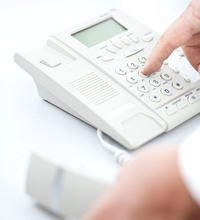 Direct Dial and touchtone menue options to direct calls efficienctly with IBSL