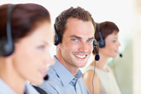 Call centre solutions for Inbound calls from IBSL